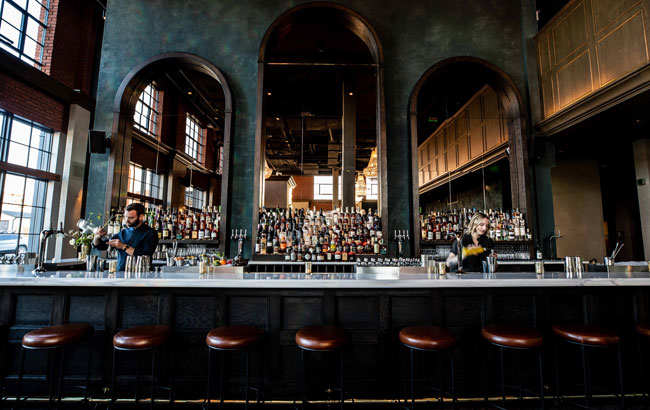 Death & Co's new site in Denver features in our pick of hot new bars