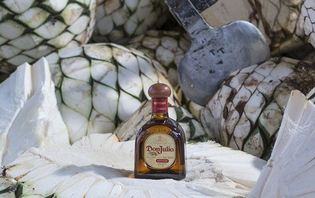 Don Julio hit the million-case mark for the first time last year