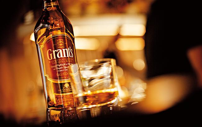 Grant's whisky