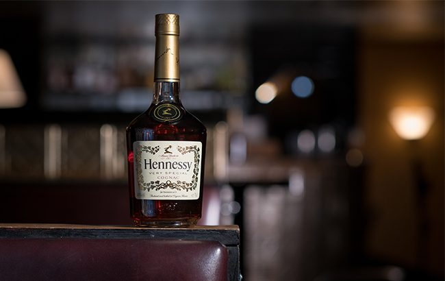 Volumes of Hennessy Cognac grew by 4% in the first nine months of 2018