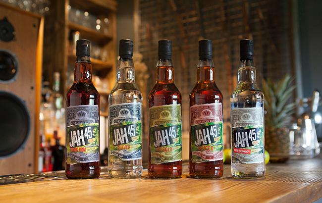JAH45-Rum