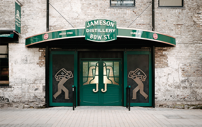 The €11m Jameson Distillery Bow St
