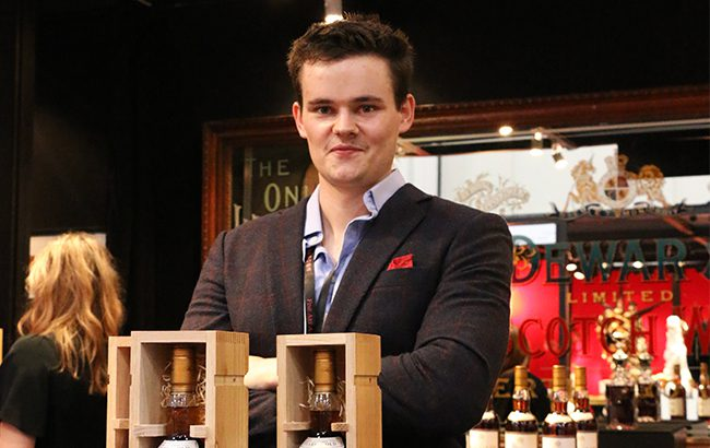 Patrick Costello, director of Cask 88