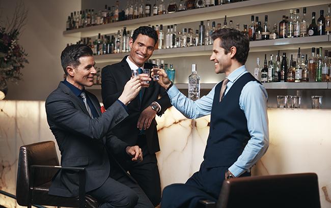 Bar takings: Stock rules Czech spirits