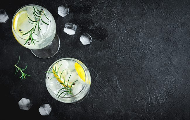 UK gin exports exceeded £600m for the first time in 2018
