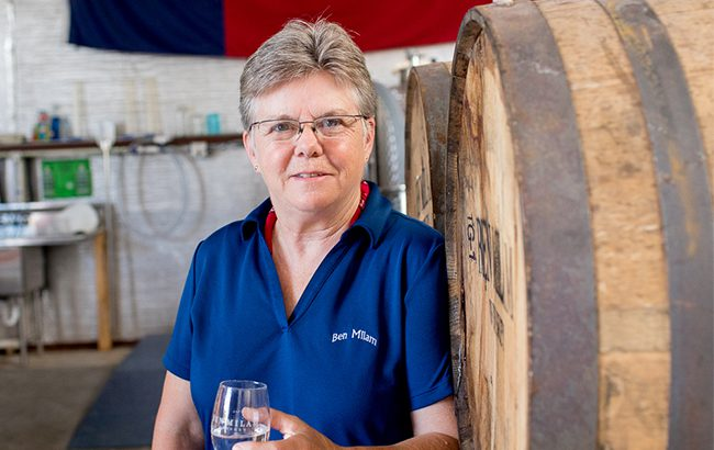Jim Beam's Marlene Holmes joins Ben Milam Whiskey as head distiller