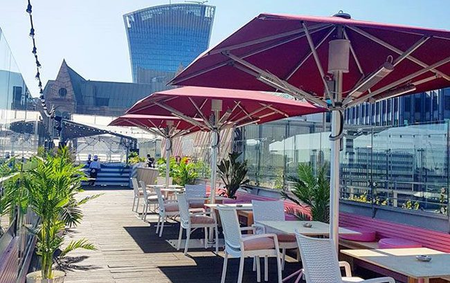 London S Best Rooftop Bars The Oblique Life