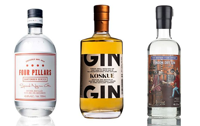 SB presents the best value for money gins on the market
