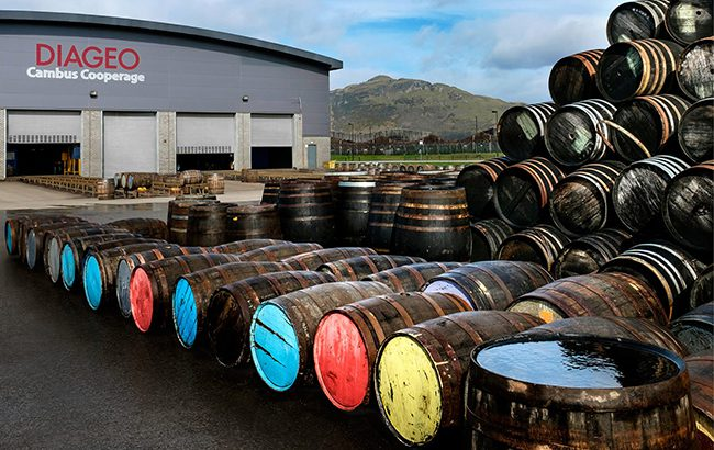 Scotch is a mainstay for Diageo