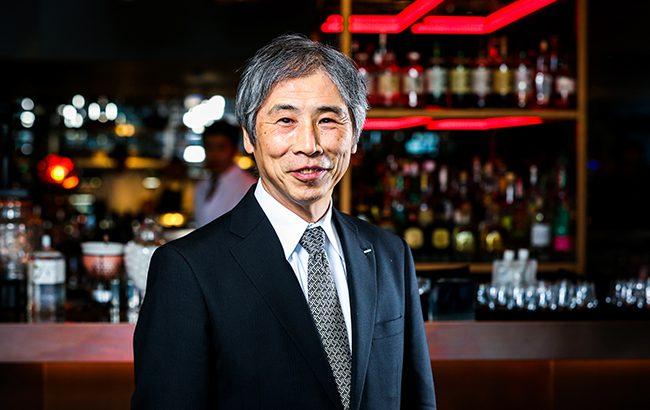 Kazuyuki Torii, master distiller at Roku Gin