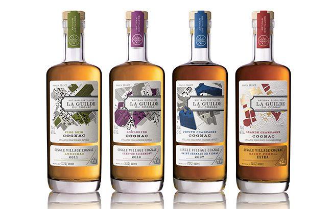 The La Guilde du Cognac range consists of four expressions