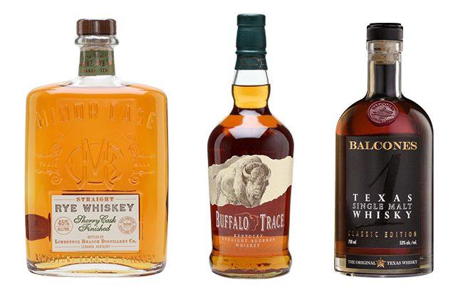 Top 10 best value for money American whiskeys