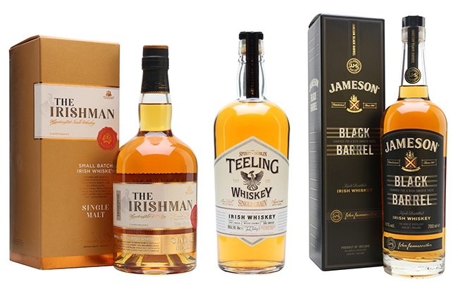 SB reveals the best value for money Irish whiskeys
