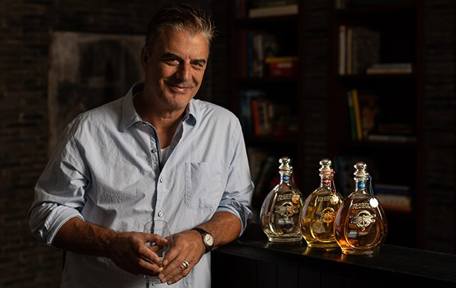 The Good Wife actor Chris Noth moved into Tequila earlier this year