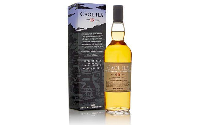 Caol Ila Unpeated 15 Year Old