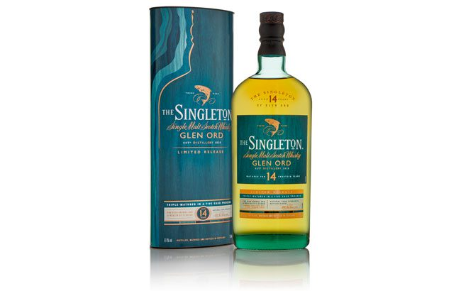 The Singleton Of Glen Ord 14 Year Old