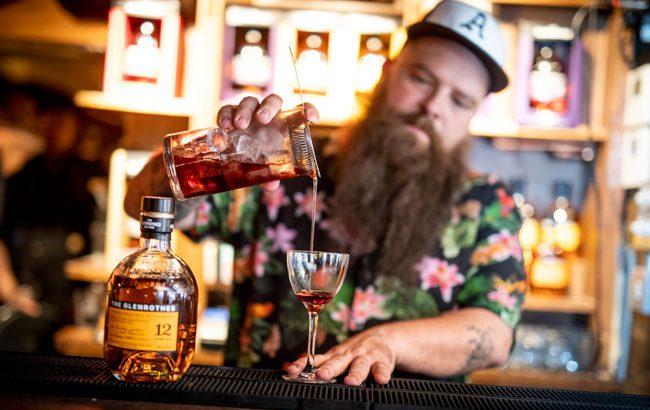 Glenrothes Honesty Bar