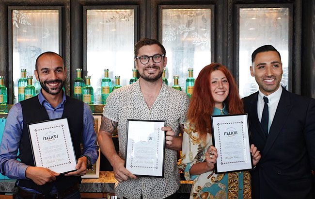 Italicus Cocktail Competition