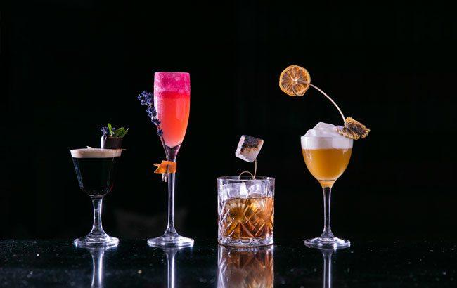 London Fashion Week Cocktails