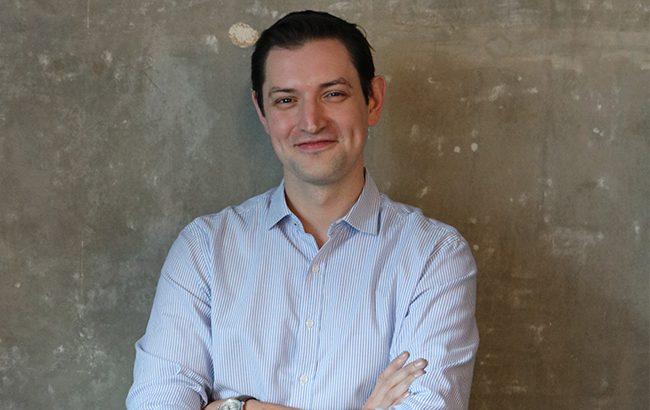 Michael Vachon, head of brand development at Maverick Drinks