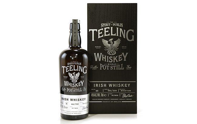 Teeling whiskey auction