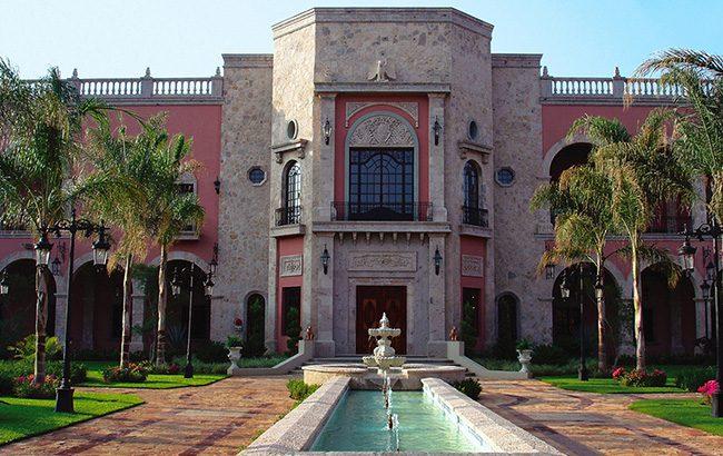 Patron-hacienda