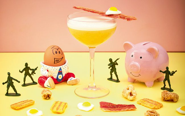 Bacon-Egg-Martini