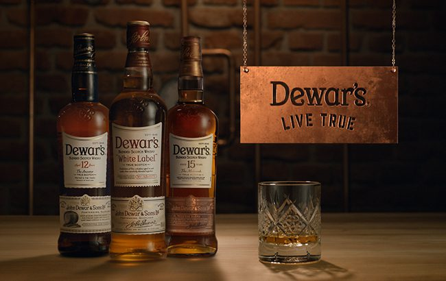 Top 10 spirits marketing campaigns in October 2018