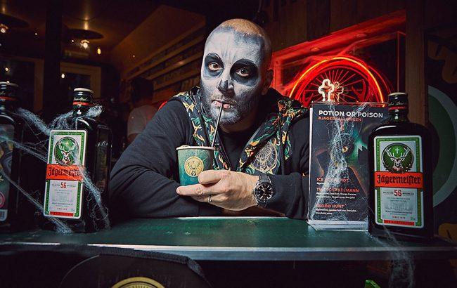 Jägermeister Halloween