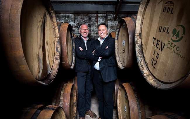 Rare Whisky 101 founders