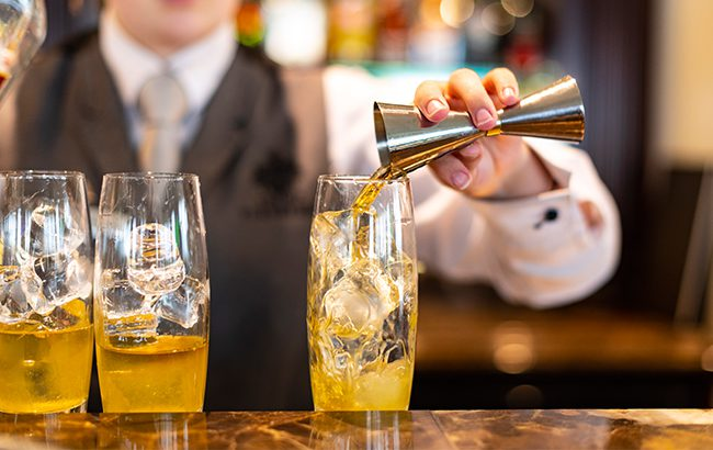 Whisky is becoming increasingly popular in cocktails