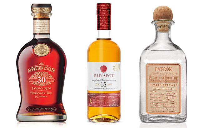 We present our pick of top spirits launches from November