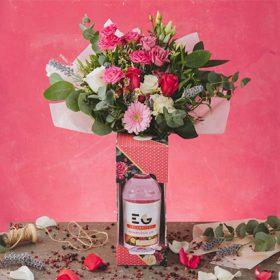 Edinburgh-Gin-Valentine's-Flowers