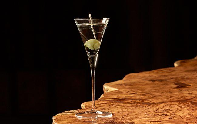 Hide's Dry Martini