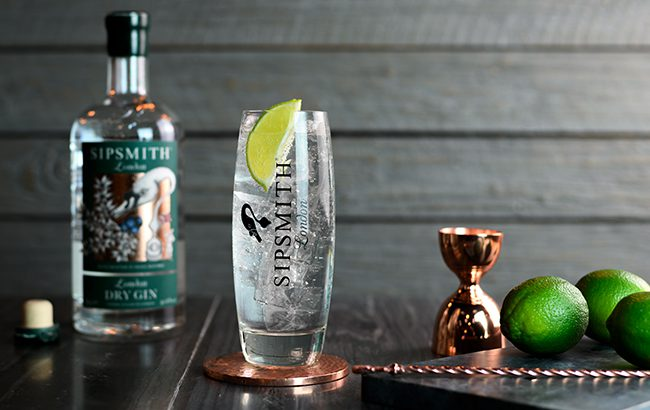 Sipsmith has a global ambition