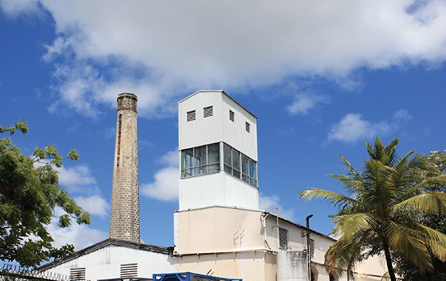 Foursquare Distillery in Barbados