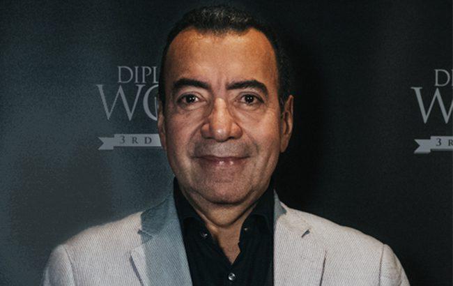 Diplomático's chief executive José Rafael Ballesteros Meléndez