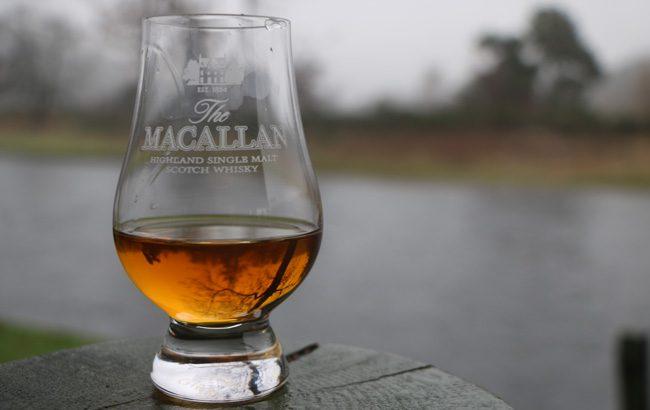 Edrington owns Macallan whisky