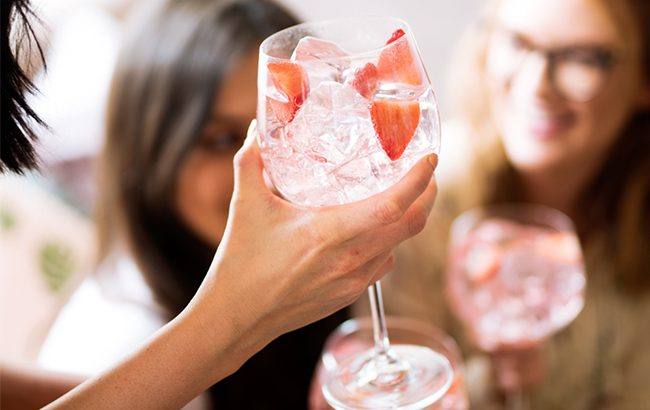 The supermarkets have backed pink gin
