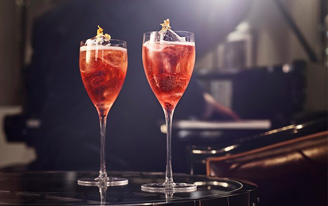 The music-inspired Savoy Songbook cocktail menu will launch in April