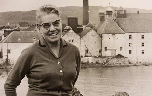 Laphroaig's Bessie Williamson