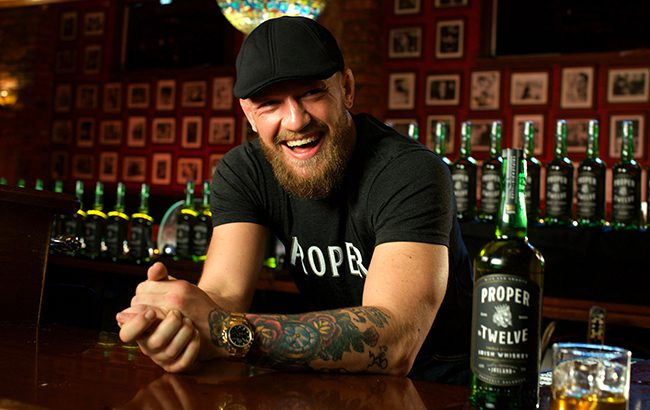 Conor McGregor named the Irish whiskey after his home neighbourhood of Crumlin, Dublin 12