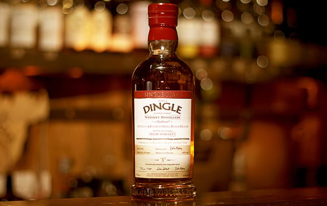 Just 30,000 bottles of the fourth small batch single malt from Dingle Distillery will be available worldwide