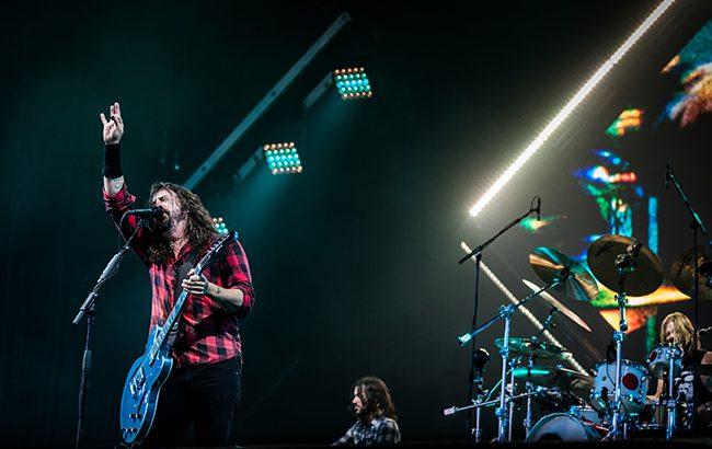 Foo Fighters will headline the third Bourbon & Beyond festival in Louisville, Kentucky