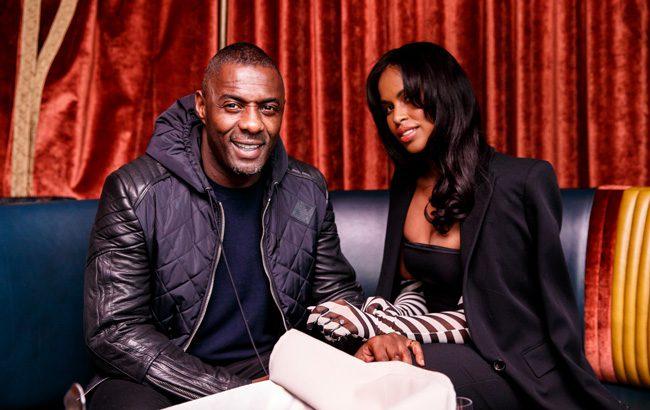 Idris Elba Feroce and The Fleur Room