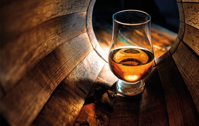 Rare whisky was the leading asset on the Knight Frank Luxury Investment Index
