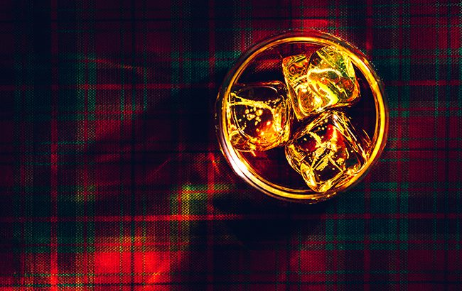 Scotch whisky tartan