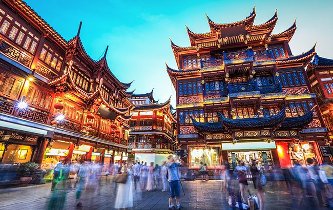 Shanghai nightlife for singles