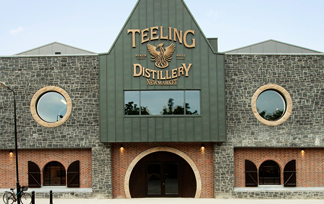Teeling Distillery: One of Dublin's top visitor attractions