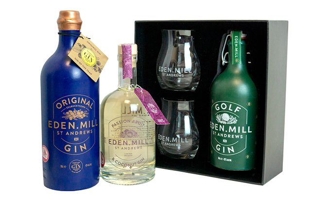 Eden Mill has secured a listing for its limited edition gins in World Duty Free stores